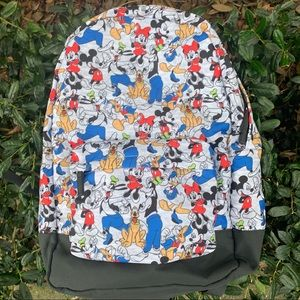 Like New Mickey and Friends Disney Backpack